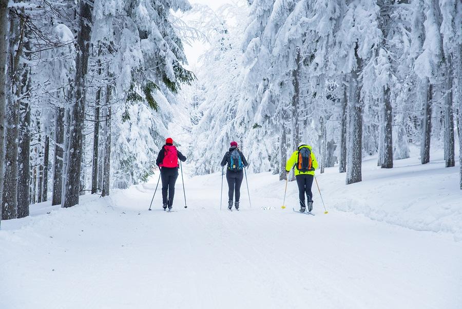 Winter getaway at our Romantic Deep Creek Lake Hotel