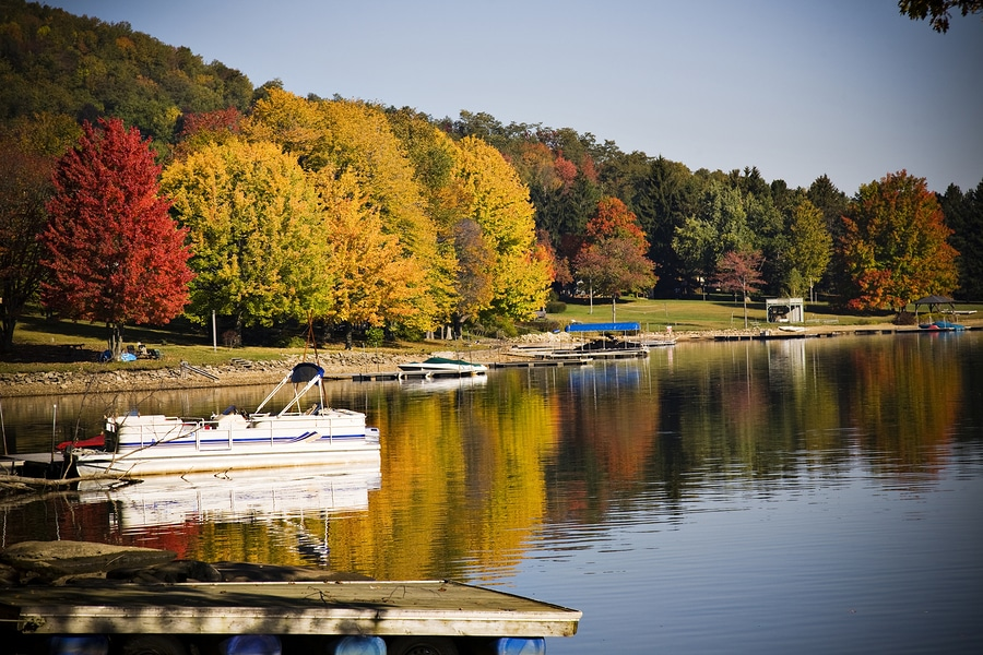 Celebrate Fall at the 2020 Autumn Glory Festival in Deep Creek Lake